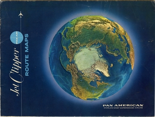 route map: Pan American World Airways, system map