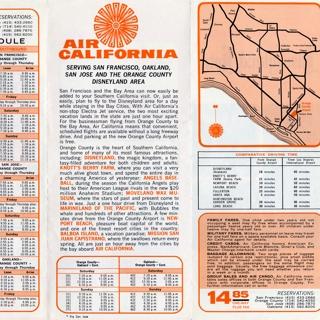 timetable: Air California