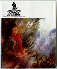 timetable: Singapore Airlines