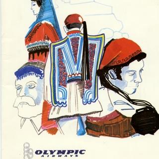 menu: Olympic Airways