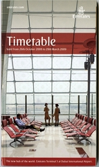 timetable: Emirates Airline