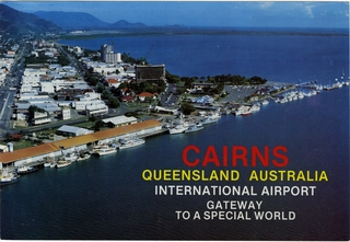 brochure: Cairns International Airport
