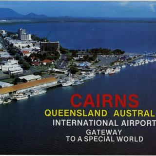 brochure: Cairns International Airport