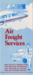 brochure: PBA Air Freight Services, general service