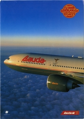 brochure: Lauda Air