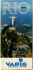 brochure: VARIG, Rio de Janeiro