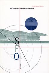 annual report: San Francisco International Airport (SFO), 1996 [1 issue: 1996]