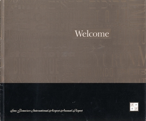 annual report: San Francisco International Airport (SFO), 1991 [1 issue: 1991]