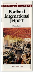 timetable: Portland International Jetport (Maine)