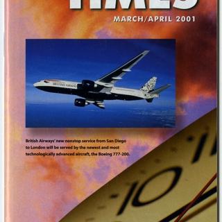 timetable: San Diego International Airport