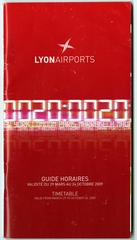 timetable: Lyon Airports