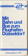 timetable: Dusseldorf Airport