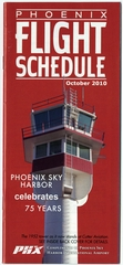timetable: Phoenix Sky Harbor International Airport