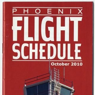 timetable: Phoenix Sky Harbor International Airport