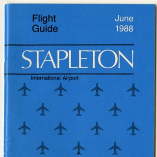 timetable: Stapleton International Airport (Denver)
