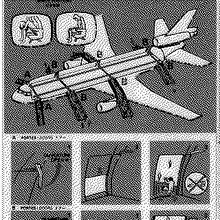 safety information card: UTA (Union de Transports Aériens), McDonnell Douglas DC-10
