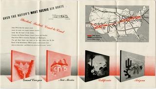 timetable: Transcontinental & Western Air (TWA)