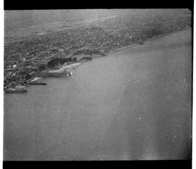 negative: Stanley Henry Page, San Francisco Bay Area, shoreline