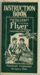 model aircraft instruction book: Metalcraft Corporation