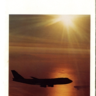 brochure: Boeing 747