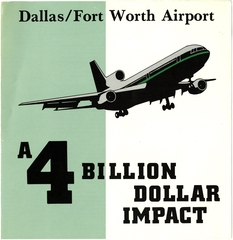 airport information: Dallas / Fort Worth International Airport