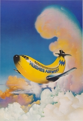 poster: Hughes Airwest