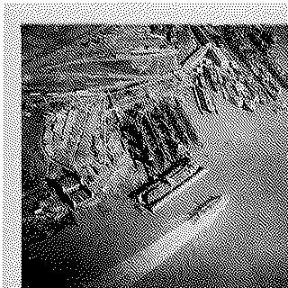 photograph: San Francisco Bay Area aerial, Oakland port canal