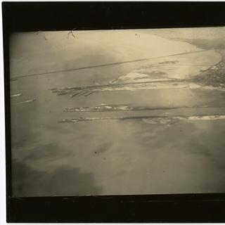 photograph: San Francisco Bay Area aerial, Oakland port
