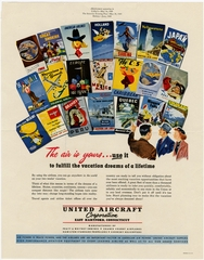 advertisement: United Aircraft Corporation