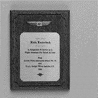 plaque: Airline Pilots Association-Council No. 34 and U.A.L. Cockpit Wives Coalition S.F., Edith Lauterbach