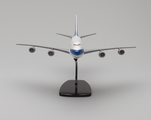 model airplane: Nippon Cargo Airlines (Cargo), Boeing 747-200F