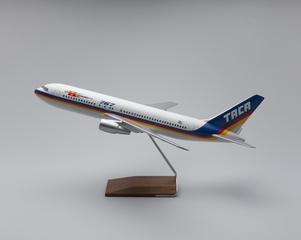 model airplane: TACA International Airlines, Boeing 767