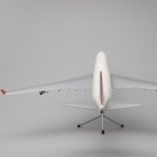 model airplane: Virgin Atlantic, Boeing 747-400