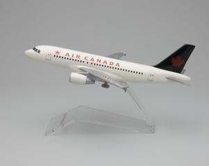 model airplane: Air Canada, Airbus A320