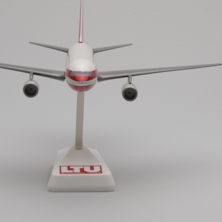 model airplane: LTU International Airlines, Boeing 767-300ER