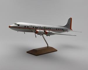model airplane: American Airlines, Douglas DC-6B