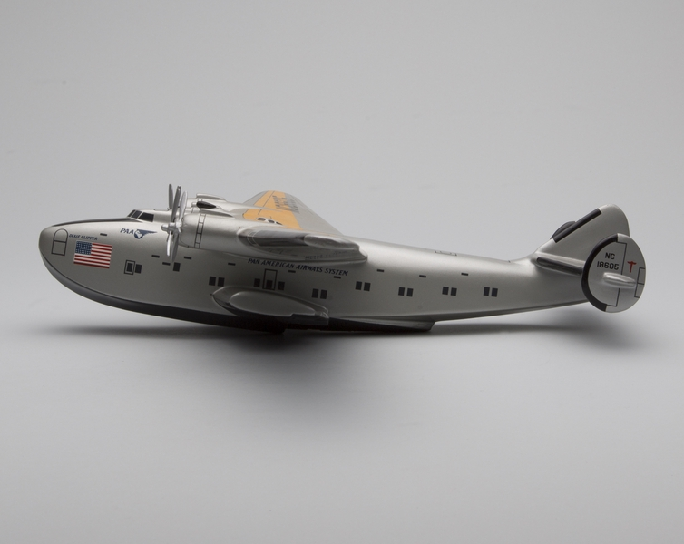 model airplane: Pan American Airways, Boeing 314A