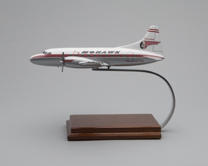 model airplane: Mohawk Airlines, Convair 240