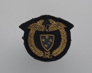 flight officer cap badge: Air New Zealand