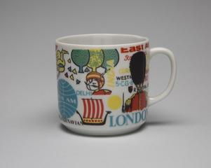 mug: Pan American World Airways