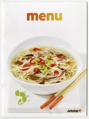 menu: Jetstar Airways