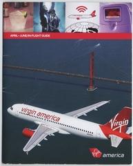 inflight information guide: Virgin America