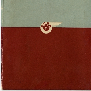 flight information packet: British Commonwealth Pacific Airlines (BCPA)