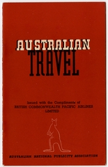 tourist information: British Commonwealth Pacific Airlines (BCPA)