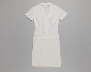 air hostess blouse-slip: TWA (Trans World Airlines), new summer