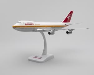 model airplane: Qantas Airways, Boeing 747-200