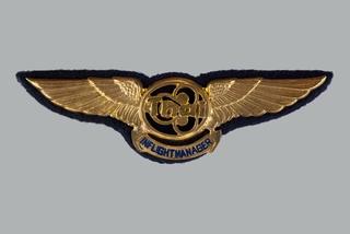 inflight manager wings: Thai Airways International