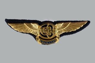steward wings: Thai Airways International