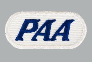patch: Pan American World Airways
